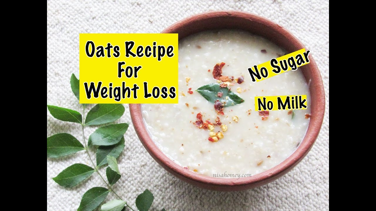 Oats recipe for weight loss diabetic friendly healthy indian oats recipe for weight loss diabetic friendly healthy indian oatmeal porridge to lose weight fast youtube forumfinder Images