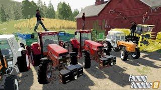 Kiszoneczka, a Sprzętu Brak   Farming Simulator 19
