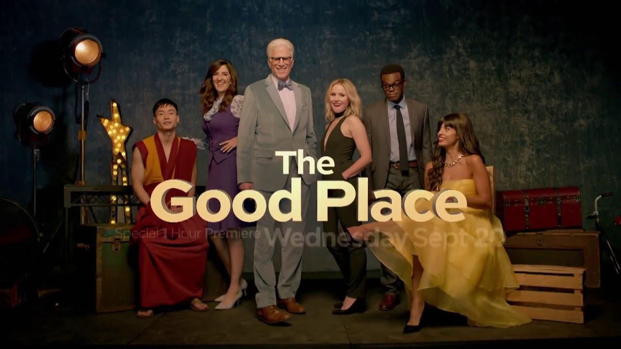 The Good Place Season Two Critics Promo #3