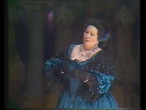 Rossini A Versailles Con Montserrat Caballé, Horne, Ramey, Araiza, Dara, Pierotti; Abbado 20.05.1985