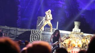 Iron Maiden - Hallowed Be Thy Name - HSBC ARENA 17/03/2016 (1080P)