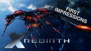 X Rebirth Campaign Gameplay