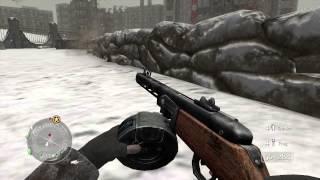 Call of Duty 2 The Winter War Demolition 1080P