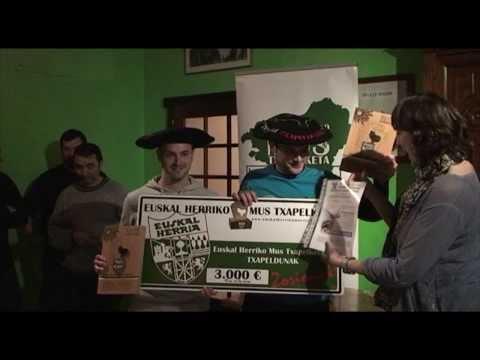 Euskal Herriko VI. Mus Txapelketako finala 2014 Heleta