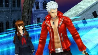 Fate EXTRA CCC (Archer)★Ch 2 part 6 ~  Needless? ★Lets Play PSP