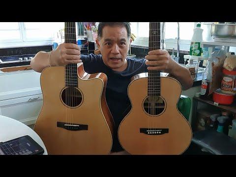 St Matthew guitars review - by HEART