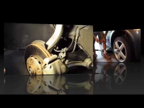 2003 Audi A4 Axle Replacement