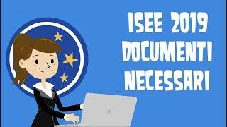 ISEE 2018: DOCUMENTI NECESSARI