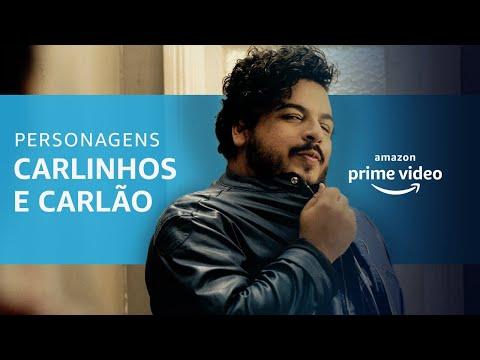 Carlinhos e Carlão | Sobre os Personagens | Prime Video