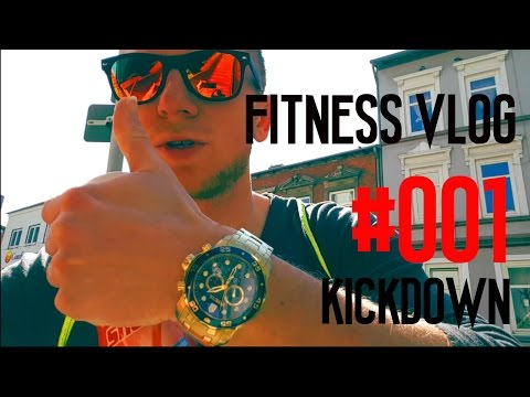 Fitness Vlog #001 Kickdown - Mysterium Milan