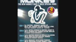 NEW MONKEY  30 JULY 05 B2B SPECIAL CD 2