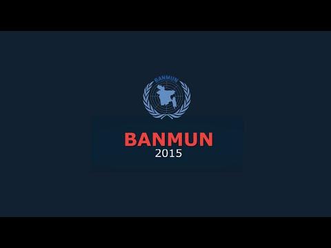 BANMUN 2015 |
