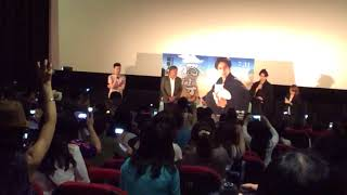 「貓侍2」於國賓長春戲院首映.