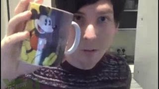 AmazingPhil - YouNow December 8, 2012