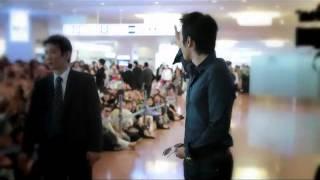 Song Seung Heon's 'Lucid Dream' fan meeting in Japan at Haneda Airport 2012.05.14