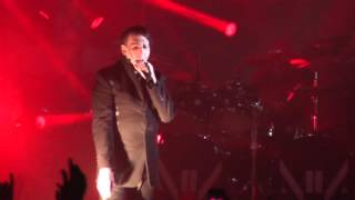 Marilyn Manson - Cruci-Fiction in Space - live Cologne 7.11.2015