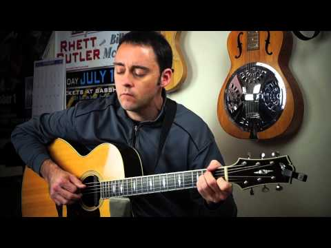 Cliffs of Dover - The Solo Acoustic Version