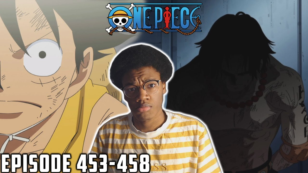 IT'S ALMOST TIME! One Piece Episode 453-458 REACTION & REVIEW
