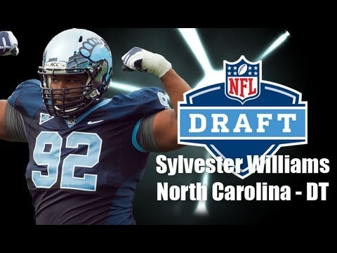 Sylvester Williams - 2013 NFL Draft Profile