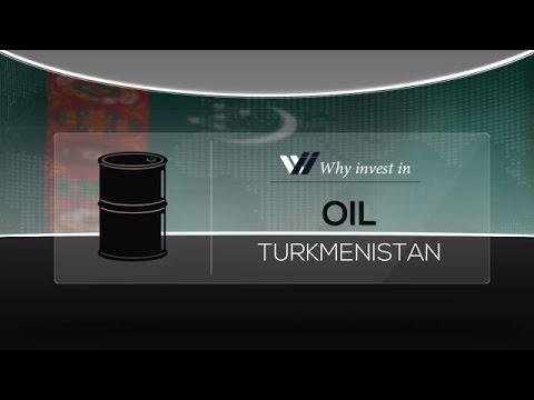 Oil  Turkmenistan - Why invest in 2015