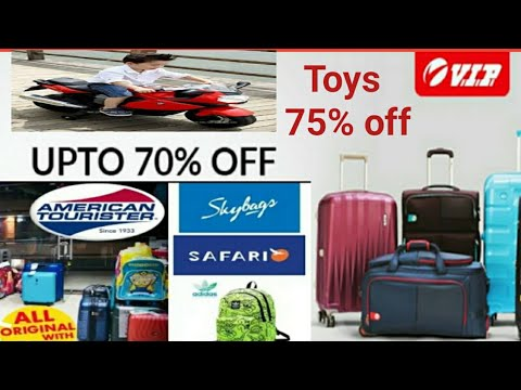 Branded Trolley Bag 70 % Off || Toys 75 % Off || Discount Store || Profit Ki Baat || 8736999994