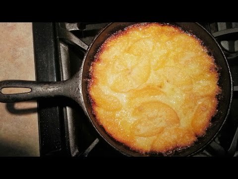 How To Bake an Easy Peasy Peach Cobbler DIY Food & Drinks Tutorial Guidecentral