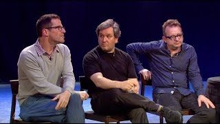 Mark-Anthony Turnage, Richard Thomas, and Antonio Pappano on Anna Nicole