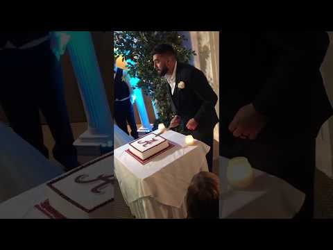 Donny B - Bride Owns Grooms Wedding Cake