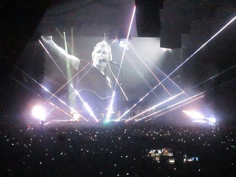 Roger Waters - Us + them (concert du 9 Mai 2018) PARTIE 1