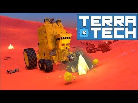 Прохождение TERRATECH -