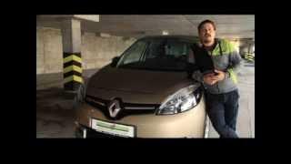 ТЕСТ-Драйв: Renault Scenic Collection 2013