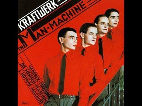 Kraftwerk - Album (The Man Machine) Full Mp3