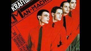 Kraftwerk - Album (The Man Machine) Full