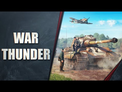 War Thunder - КАЧАЮ КИТАЙЧИКОВ #2