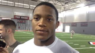 Darron Lee on The Difference