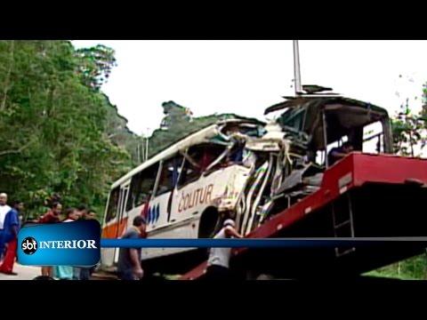 Corpo de jovem que morreu no acidente de ônibus, em Paraty, vai ser velado em General Salgado.