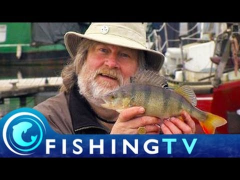 Drop Shotting for Perch - Fishing TV