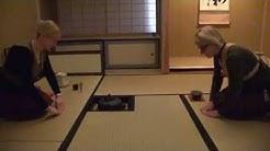 Japanilainen teehuone Suomenlinnassa