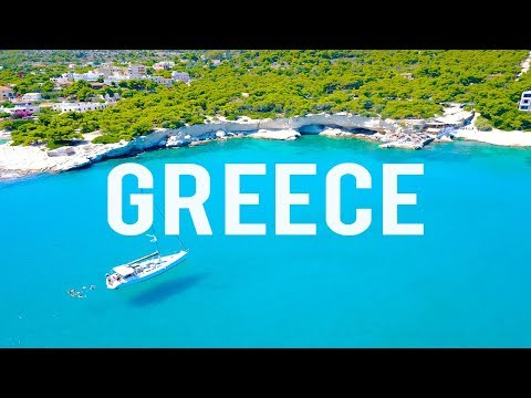 GREEK ISLANDS TRAVEL [4K] | Santorini | Mykonos | Aegina | DJI Mavic Pro | GoPro Hero 5 Black