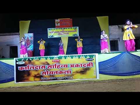 Aao ji Padharo mahara Desh Rajasthani dance