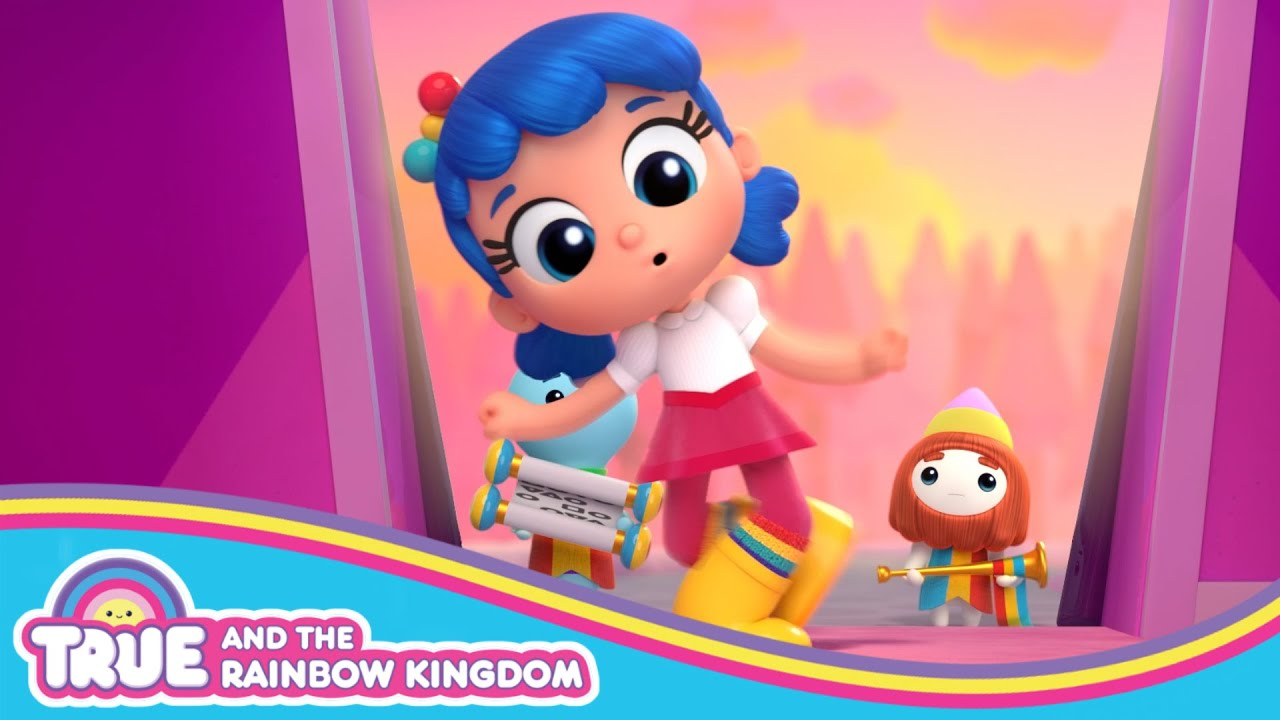 Cinderella Fairy Tale | Rainbowella Needs Help with her Dance Moves | True Terrific Tales