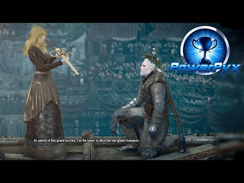 The Witcher 3 Blood and Wine DLC - A Knight to Remember Trophy / Achievement Guide