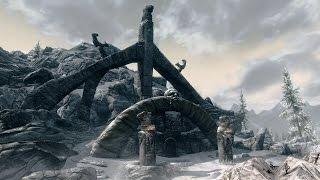 Skyrim Requiem (Warrior). 17 Руины Высоких Врат