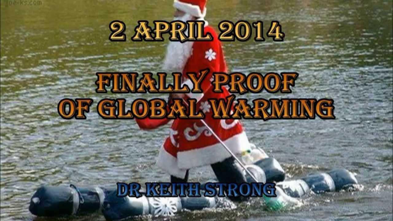 Give me evidences of global warming pls?