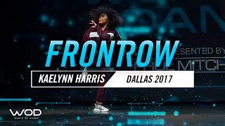 Dans Dallas Kaelynn ''KK'' Harris | FrontRow | World 2017 | #WODDALLAS17