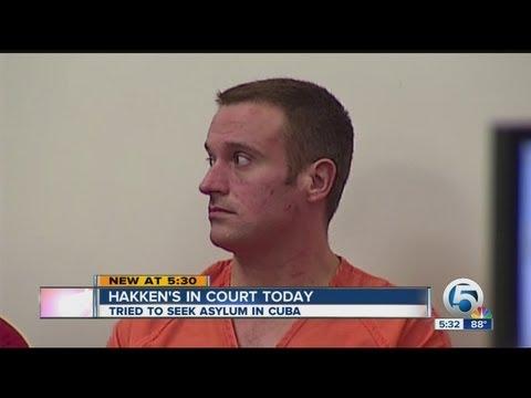 Hakken's in court