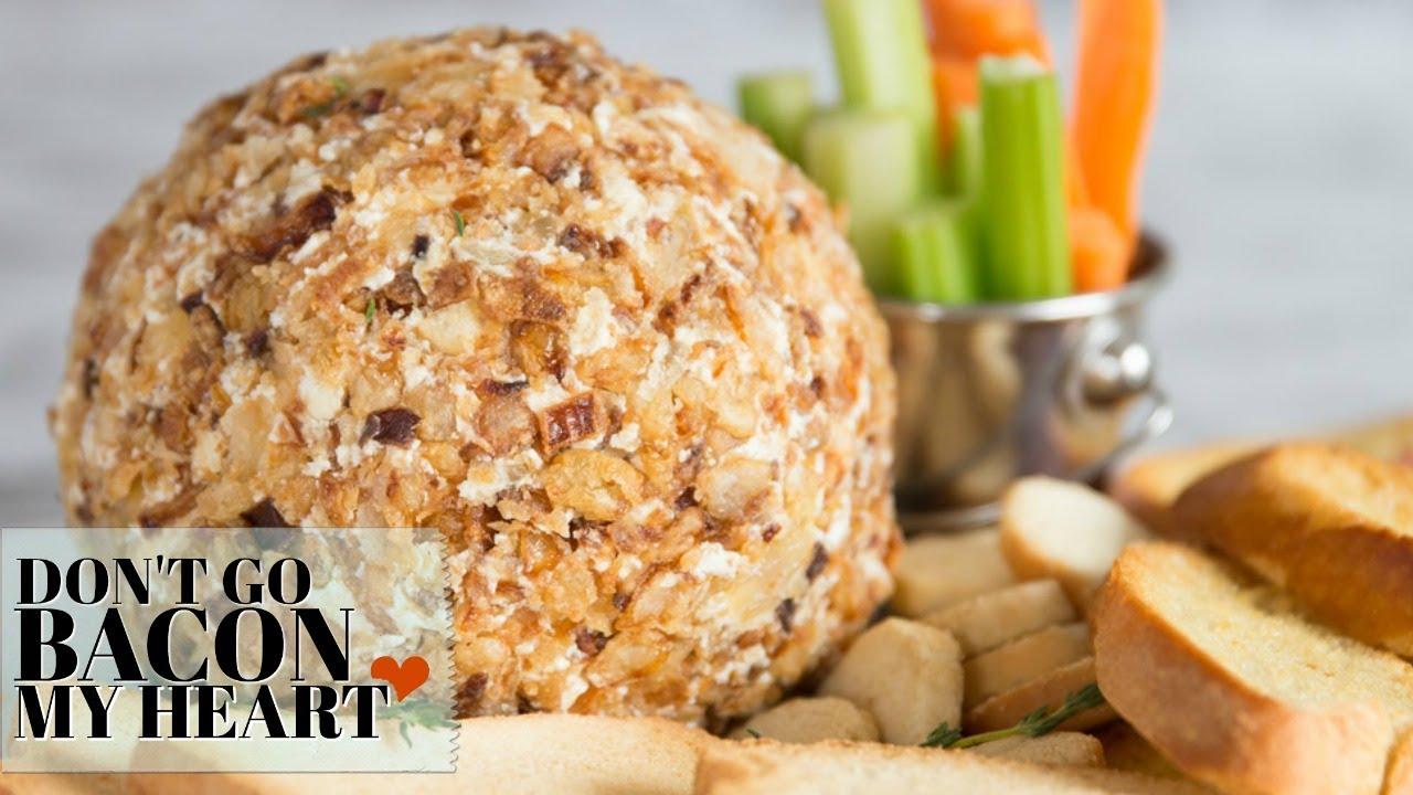Cream Cheese and Onion Ball