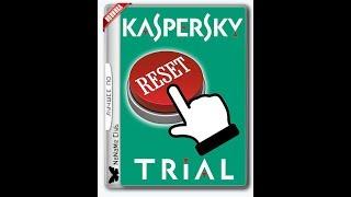 Kaspersky Reset Trial 5.1.0.41 [Multi/Ru]