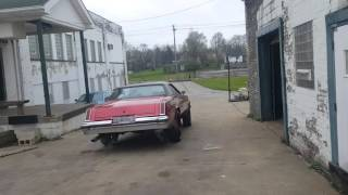 77 cutlass on 24s with t tops