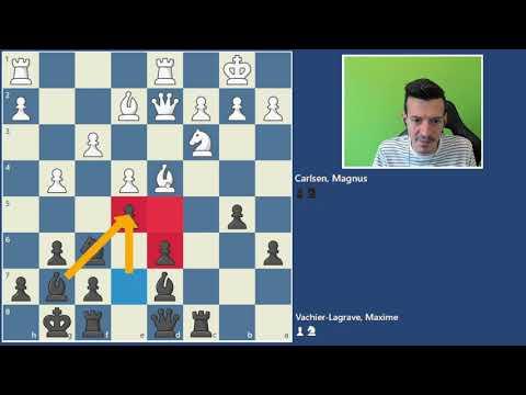 MVL 🦈 croque Magnus Carlsen 🍣